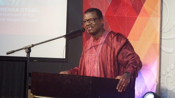Abnormal Things have become Normal in Ghana – Mensa Otabil