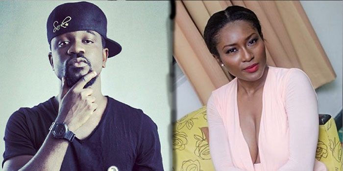 Sarkodie's Tracy Reacts to Pregnancy Reports