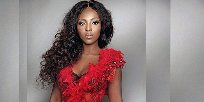 How Yvonne Okoro Reacted to Criss Waddle and Sarkodie mentioning her Name in their songs