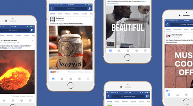 Facebook Starts To Show Vertical Videos In Its Mobile App