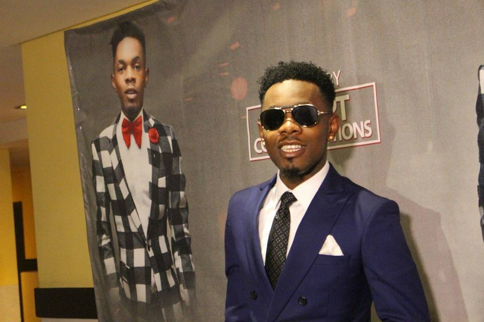 Patoranking Reveals Sacrifice Sarkodie made to shoot his 'No Kissing' video