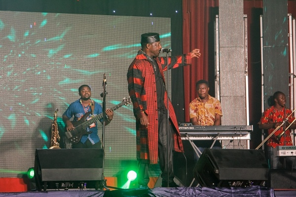 African Legends Night: Celebrating the Rhythms Of Africa