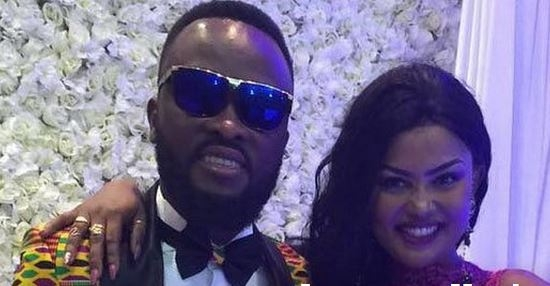 PHOTOS: Actress Nana Ama McBrown gets married