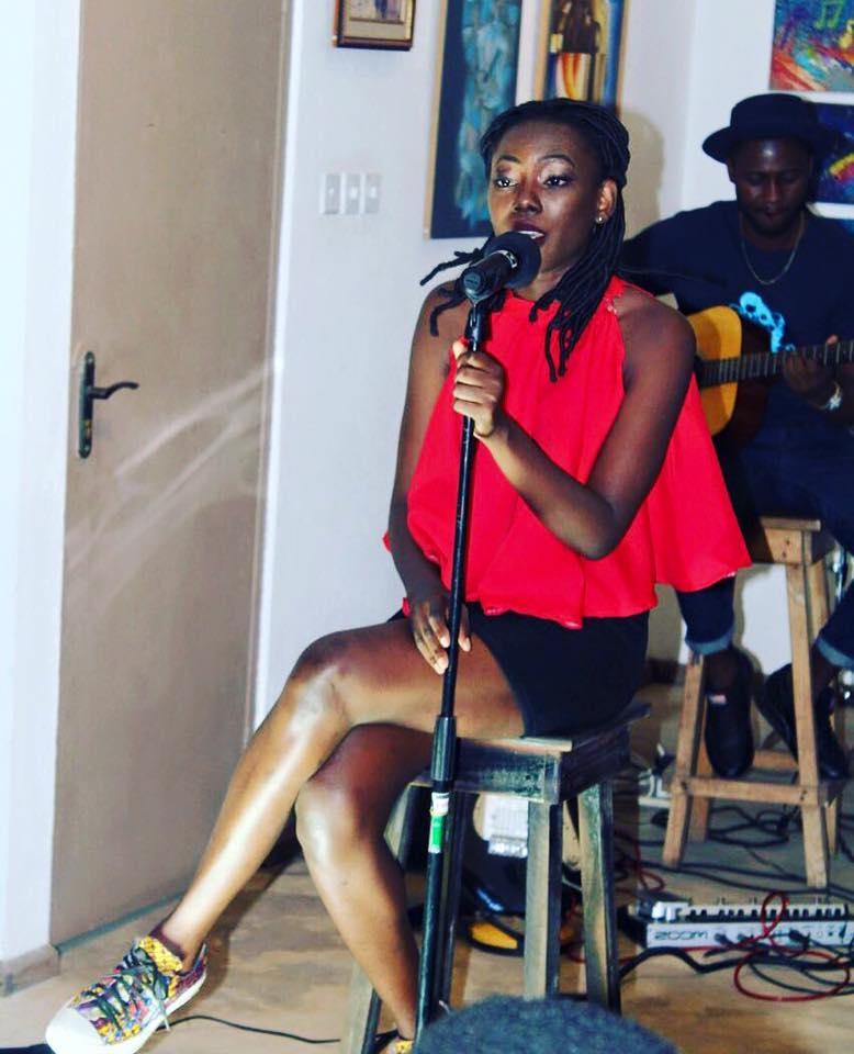 Ghana's Poetra Asantewa For US Arts Festival