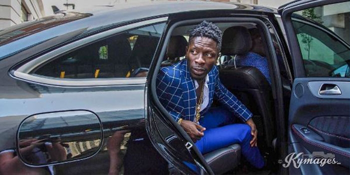 Shatta Wale Responds to Reports That He Was Robbed In London