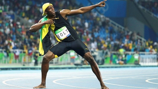 WATCH: Usain Bolt's 100m Gold Medal Winning Dash In Rio