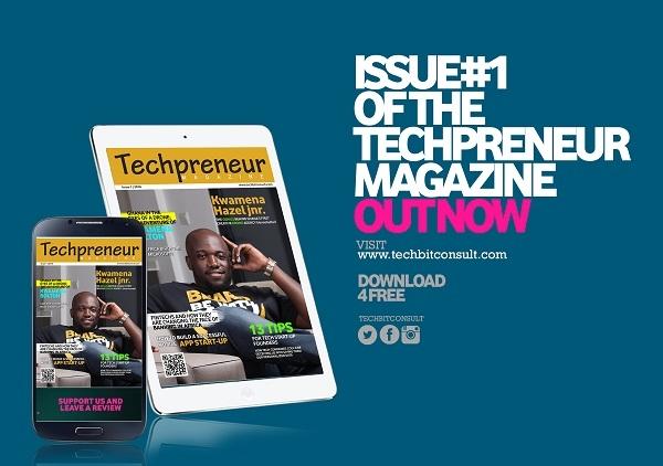 Techbit Consult Outdoor Techpreneur Magazine