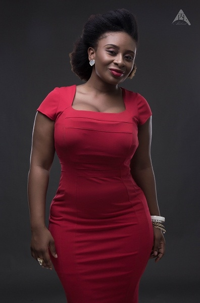 YFM's Akosua Hanson: Touching Ghanaian hearts one youth at a time!