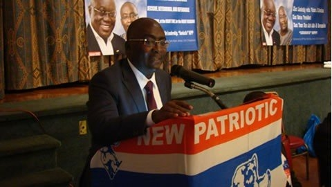 Dr Bawumia bares facts on Ghana's economy