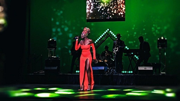 Efya wins Best Female at Nigerian Entertainment awards