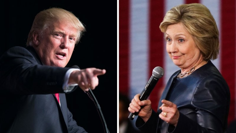 WATCH: US presidential debate - Donald Trump vs. Hillary Clinton
