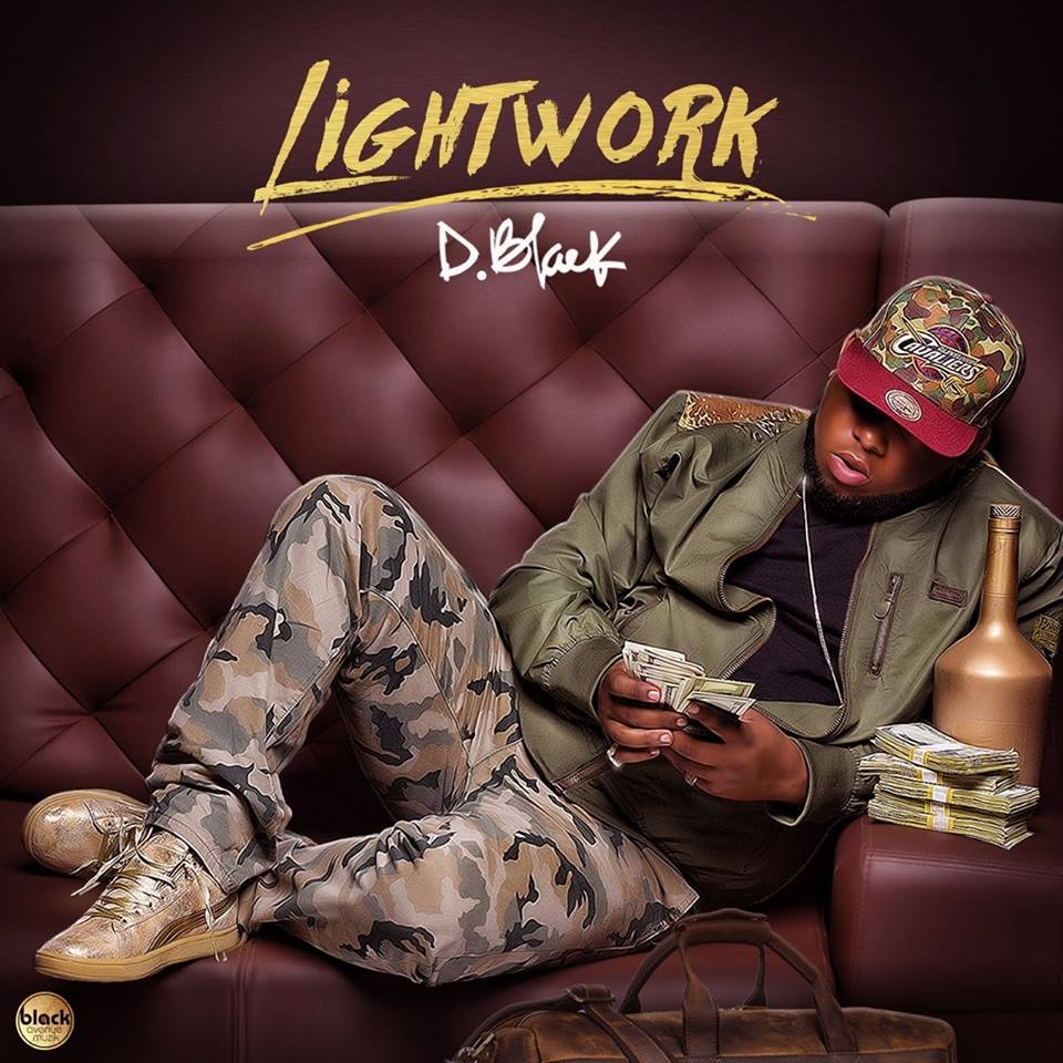 "Rapper D-Black's ""Light Work"" Album in Stores Now"