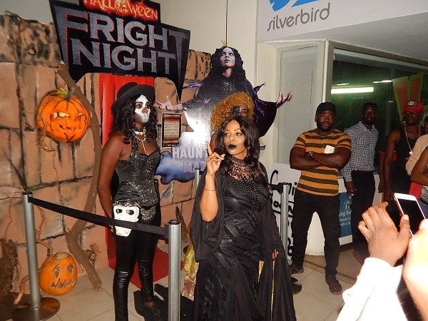 PHOTOS: RAM Studios Open Halloween Fright Night - 'The Haunted Maze' at Accra Mall