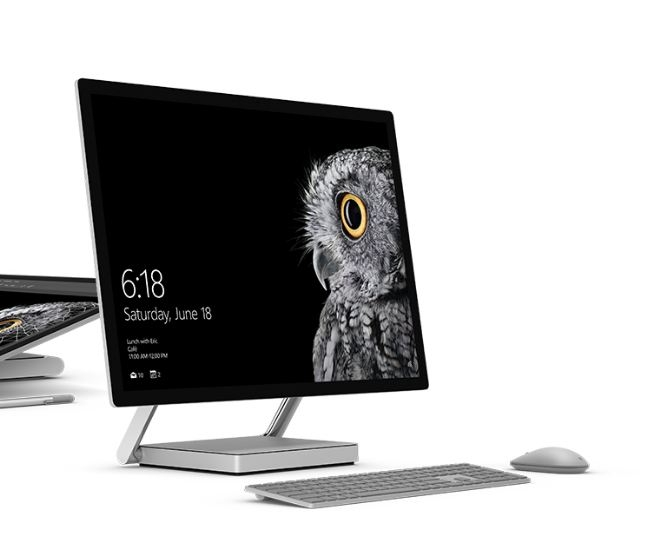 WATCH: The new Microsoft Surface Studio - Design, Performance and Features