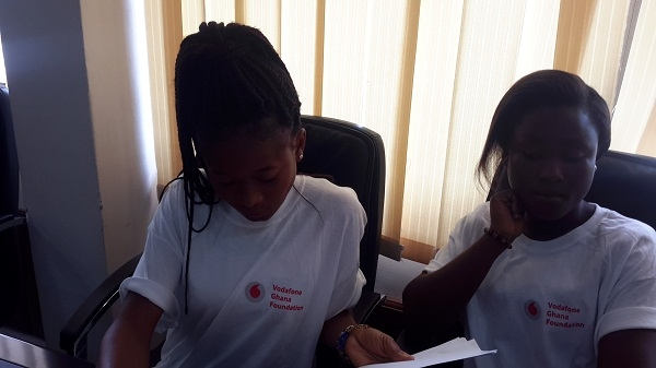 Achieving dreams: the story of a Vodafone scholar