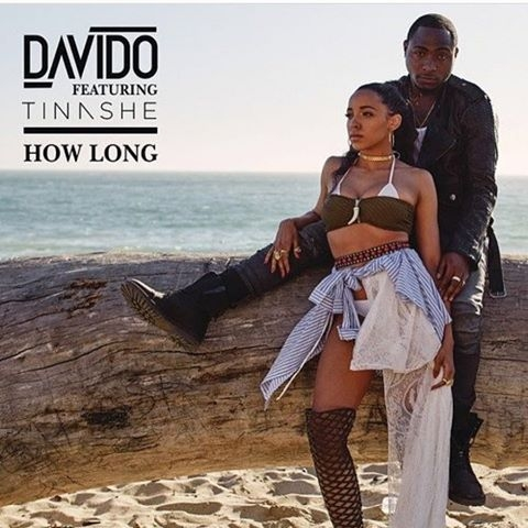 "WATCH: Davido Drops ""How Long"" video with US Popstar – Tinashe"