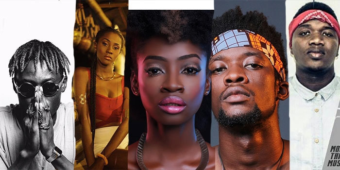 YFM announces The New Lords' TOP 5 Acts for 4Syte TV MVAs 2016