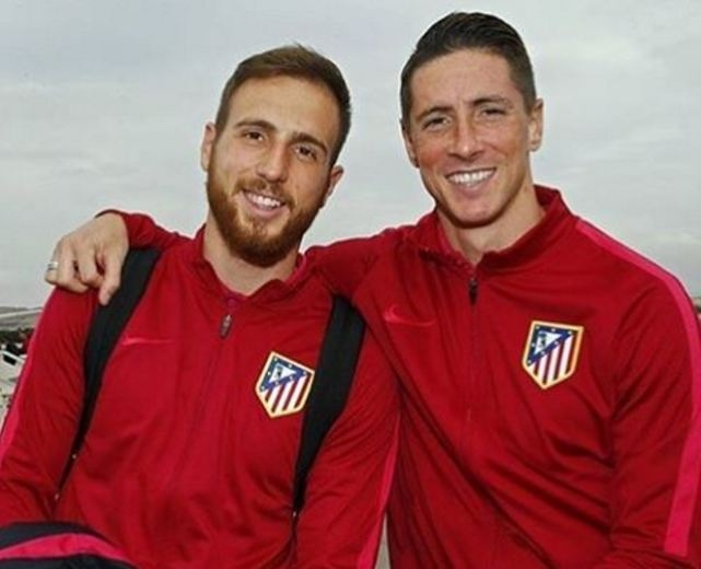 Fernando Torres names the goalkeeper he believes is the world's best