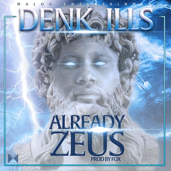 "LISTEN UP: Denk ILLS premieres ""Already Zeus"""