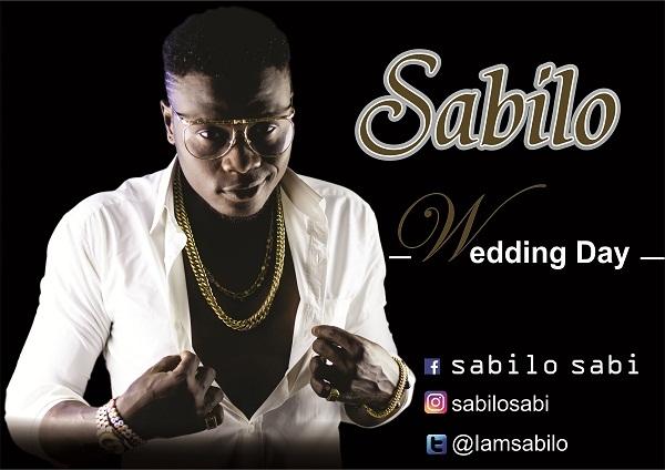 WATCH: Sabilo premieres 'Wedding Day' video