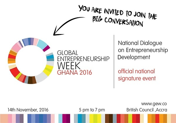 Minister Of Trade  & Industry To Speak At The  National Dialogue On Entrepreneurship Development