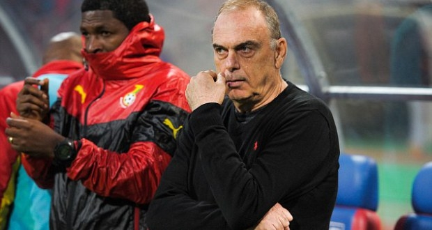 Ghana FA Resolve To Sack Avram Grant