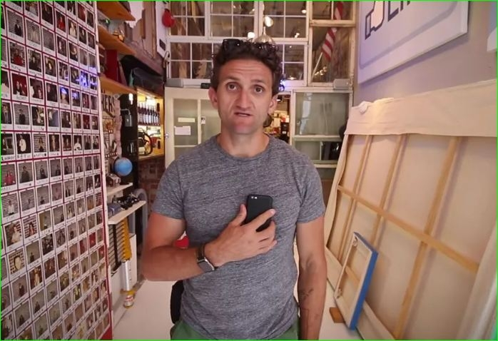 CNN to start a new media brand with YouTube star Casey Neistat