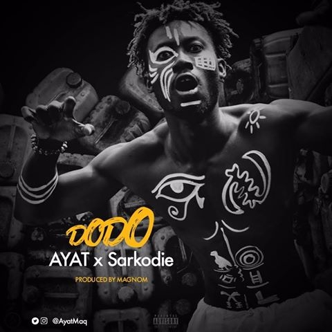 LISTEN UP: Ayat features Sarkodie on 'Dodo'