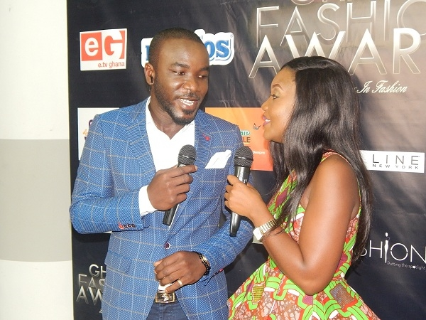 LIVE UPDATES: Ghana Fashion Awards powered by eTV Ghana