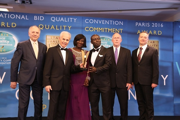 Pacific Solutions Wins Global Quality Service Award