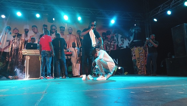 Edem, Tinny, Fareed, Iwan shut down Tamale with 'Operation Suhudoo' Concert
