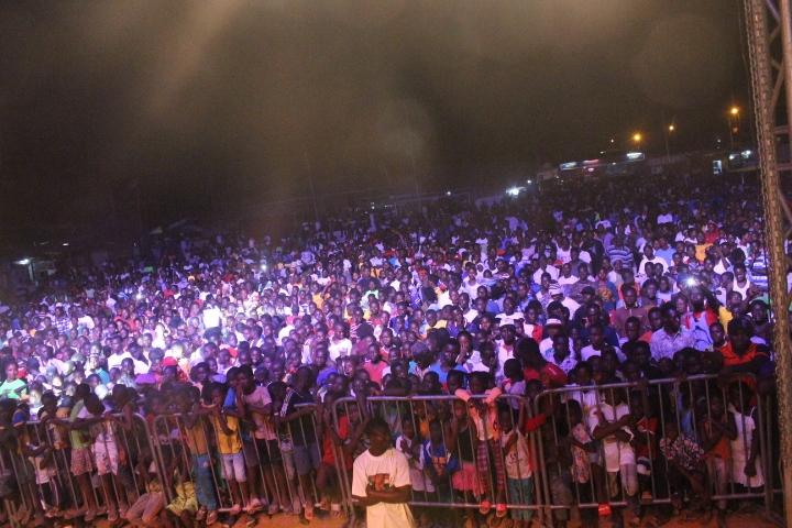 "Photos: Massive Turnout For Mzbel's ""JM Toaso"" Concert"