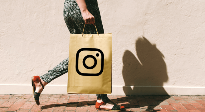 "You Will Soon Be Able To ""Shop Now"" On Instagram"