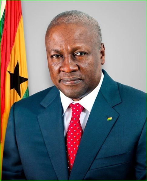 How Shatta Wale, Stonebwoy, Edem, Others Wished Prez John Mahama a Happy Birthday