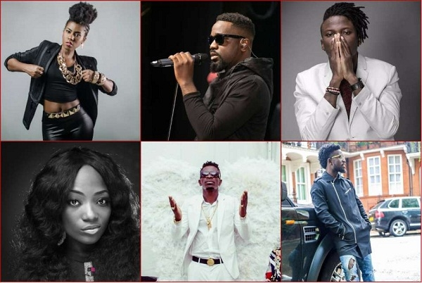 List of Ghanaian artistes making waves in South Africa