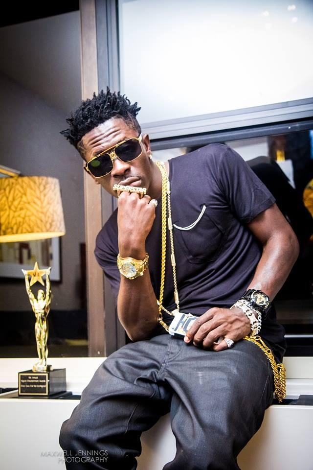 PHOTOS: Shatta Wale Buys $1 Million Mansion?