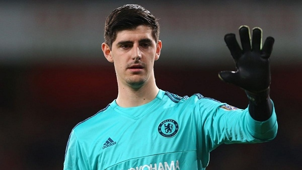 Courtois earns £100,000 per save for Chelsea