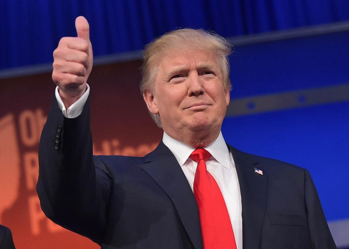 WATCH: Donald Trump Jr.'s victory speech