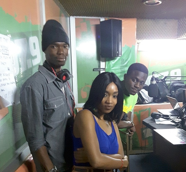 """Agnes Ntow, DJ Snoop, and Koby G to thank listeners of Big Weekend Breakfast Show with """"Aggie's Favorite Things"""" give-away"""