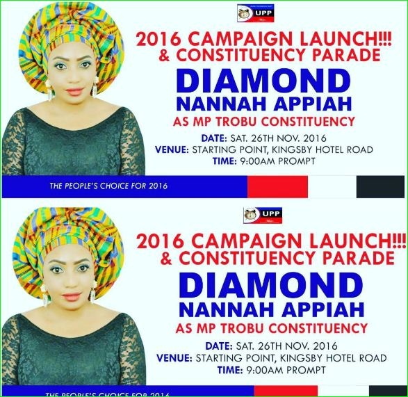 Here is the Number of Votes Diamond Appiah GOT in Trobu Constituency