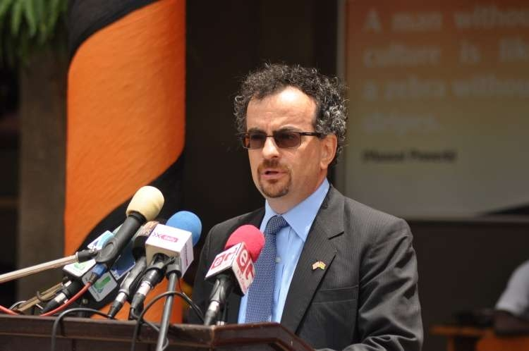 Jon Benjamin Breaks Silence After 'Harmattan-inauguration' JOKE