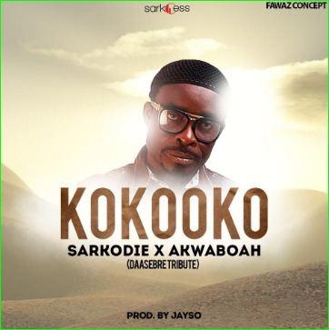 DOWNLOAD: Sarkodie features Akwaboah on his tribute to Daasebre Gyamena