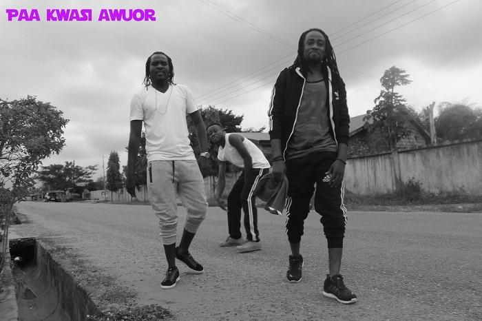 "WATCH: Paa Kwasi premieres ""Awuor"" video"