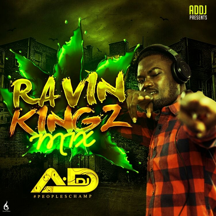 YFM's A.D DJ to premiere monthly Dancehall mix titled #RavinKingzMix