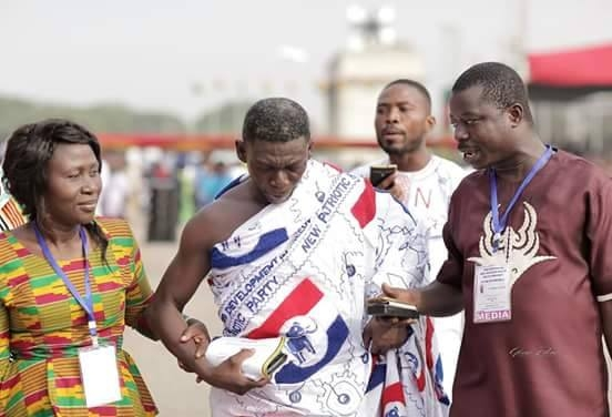 PHOTOS: Celebrities at Akufo-Addo's inauguration