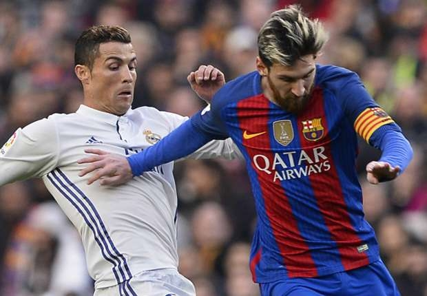 Ronaldo the Ballon d'Or favourite but Messi is the best of all time - Pique