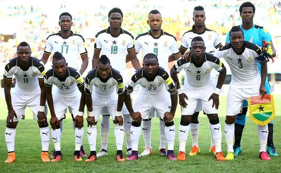 Exclusive: Black Stars XI for today's AFCON against Mali