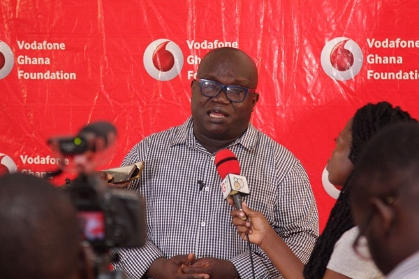 Vodafone Scholars Girls Camp ends in Accra