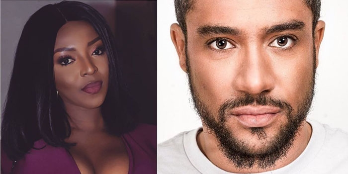 Majid Michel Jabs Yvonne Okoro on Instagram