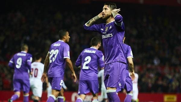 'I did not disrespect anyone' - Ramos furious with Sevilla fans